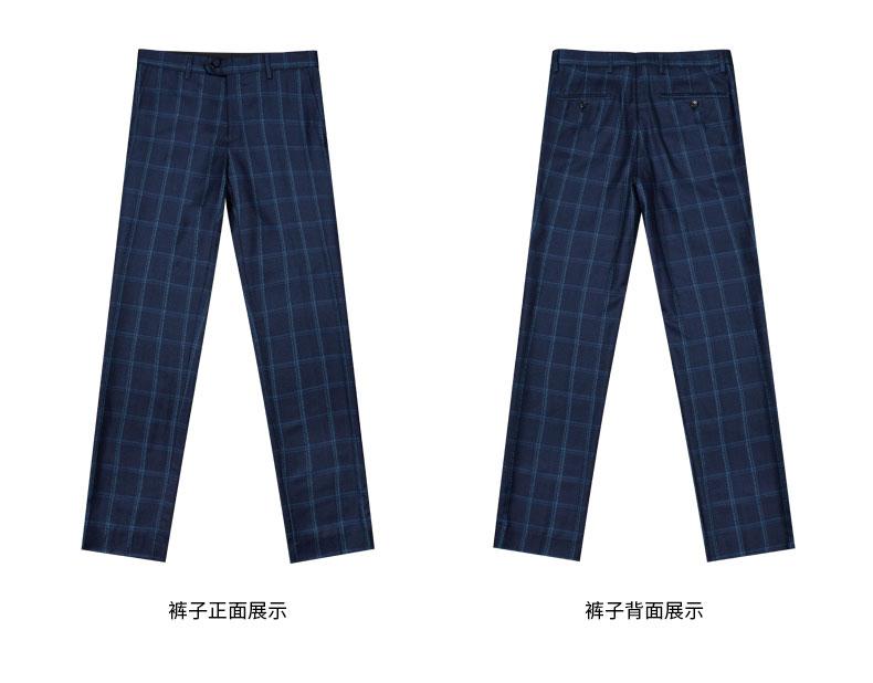 西裤定制细节图