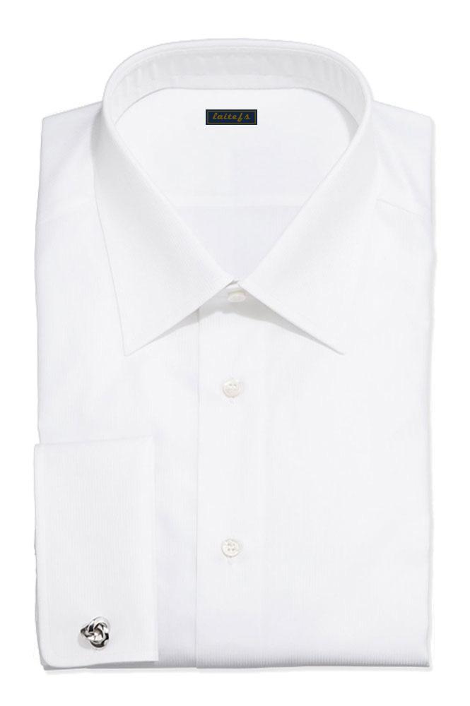 男式修身纯棉衬衫定制