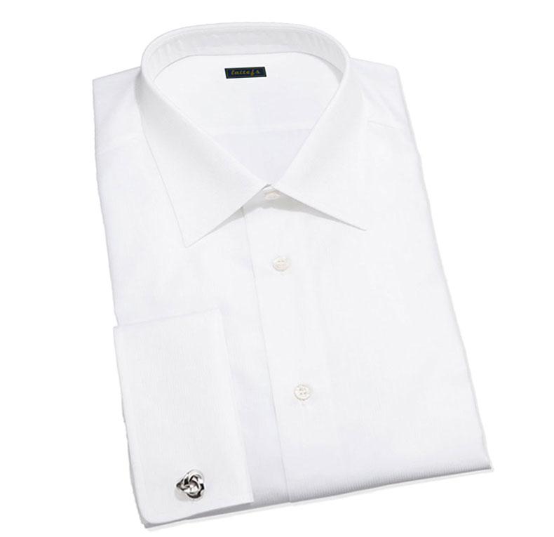 白色衬衫款式图