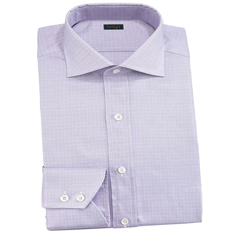 格子衬衫款式图