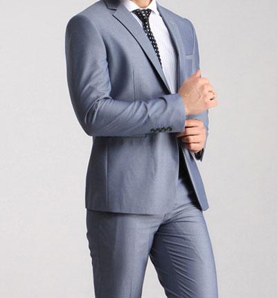 男士西服款式图