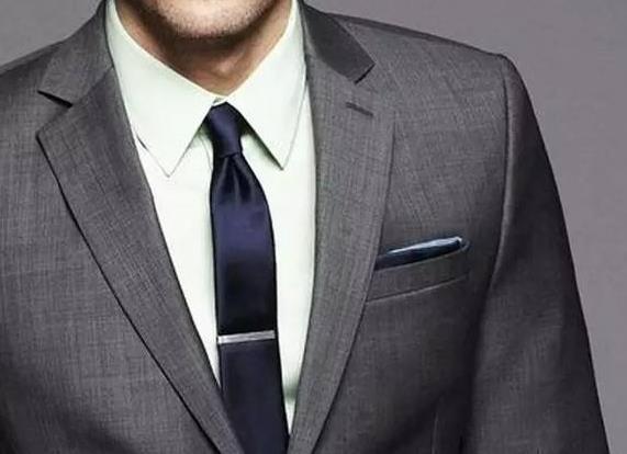 衬衫与领带的搭配