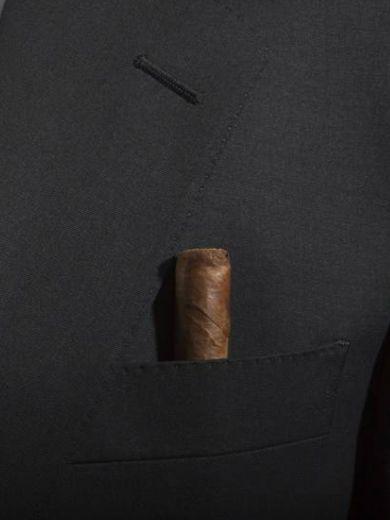 西服口袋款式