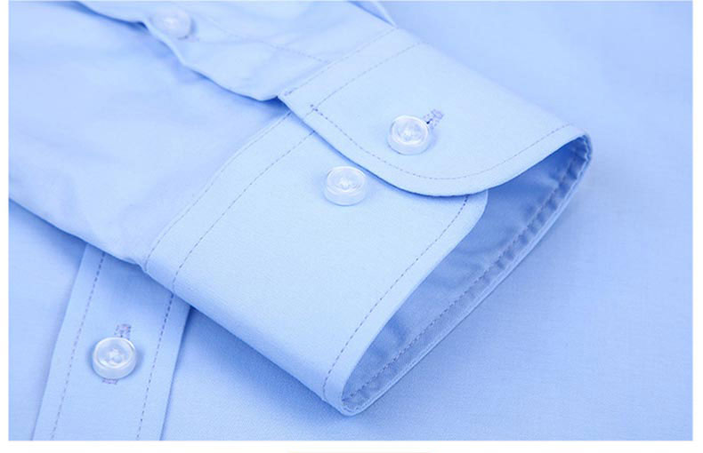 衬衫袖扣细节