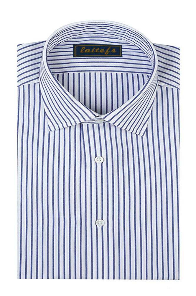 男士条纹衬衫定制