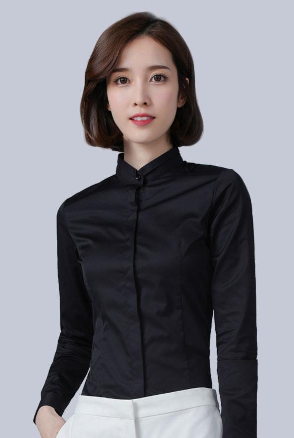 女士职业衬衫定制