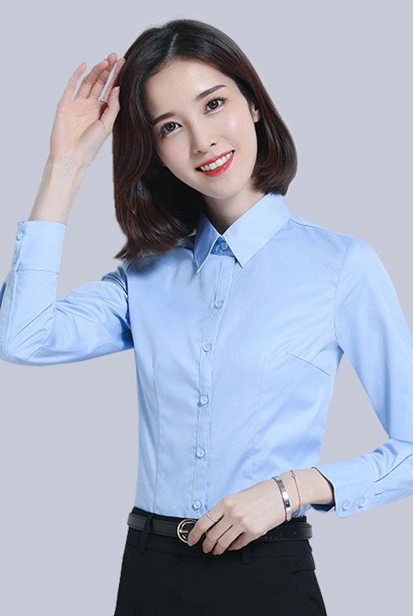 女士职场衬衫定制