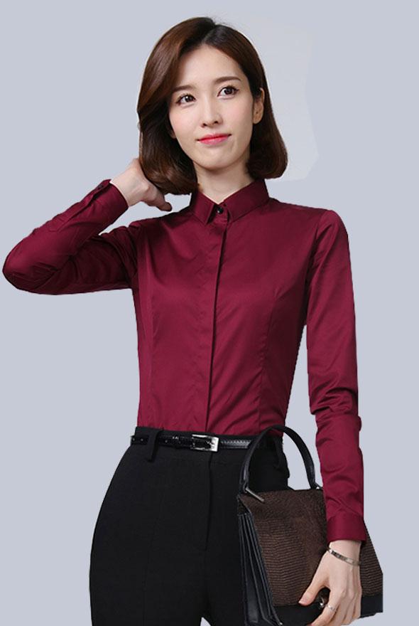女款衬衫专业定制