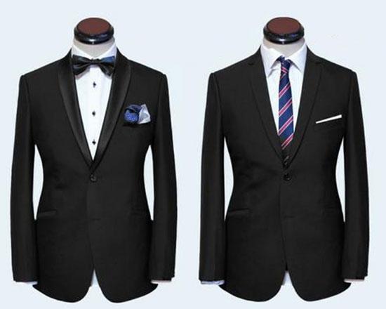 男士婚礼西服