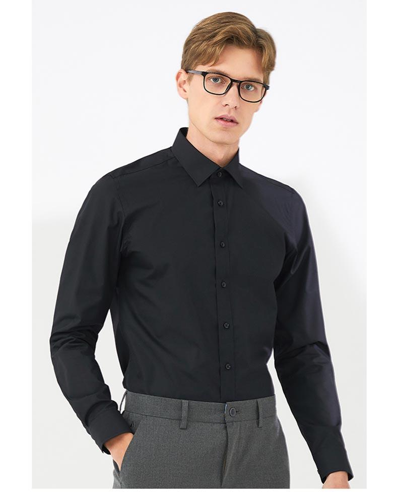 男衬衫定制款式图