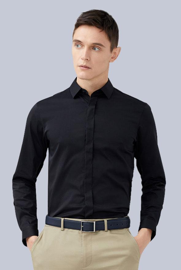 男式衬衫量身定制