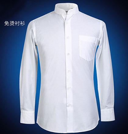 男士高档衬衫定制图