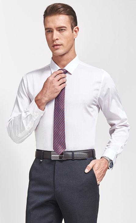 衬衫定制价格