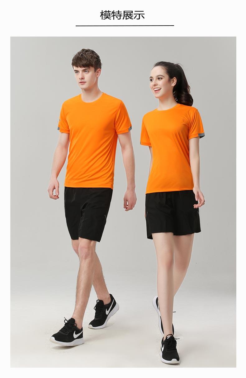 深圳T恤衫定制款式展示图
