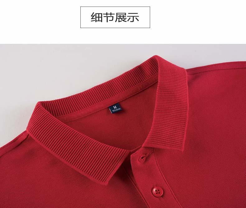 T恤POLO衫面料细节展示图