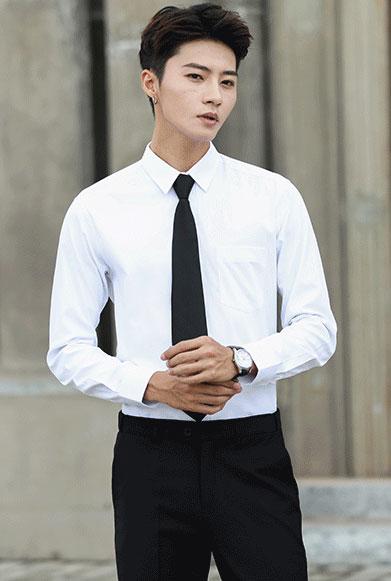 定制衬衫如何搭配领带