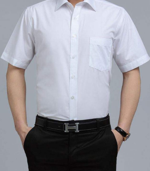 男士衬衫款式图片