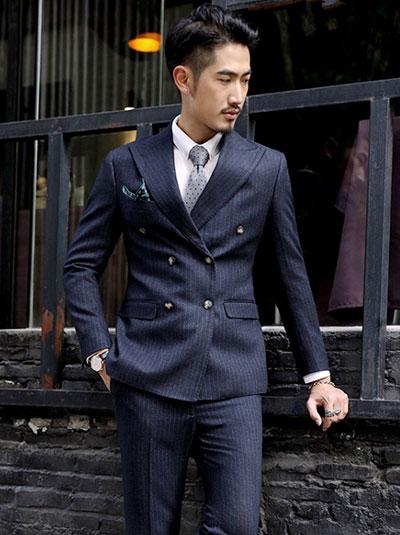双排扣西装适合什么场合穿