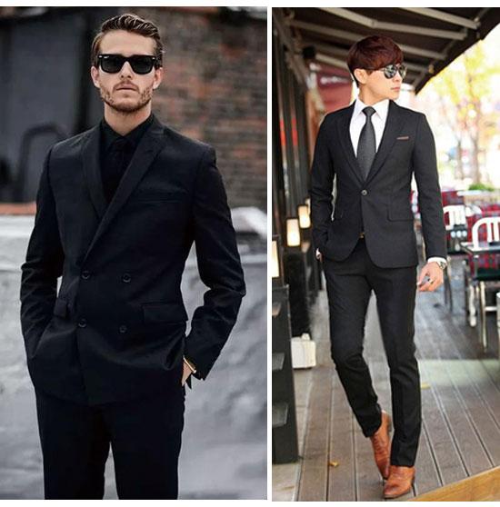 双排扣西装和单排扣西装的区别
