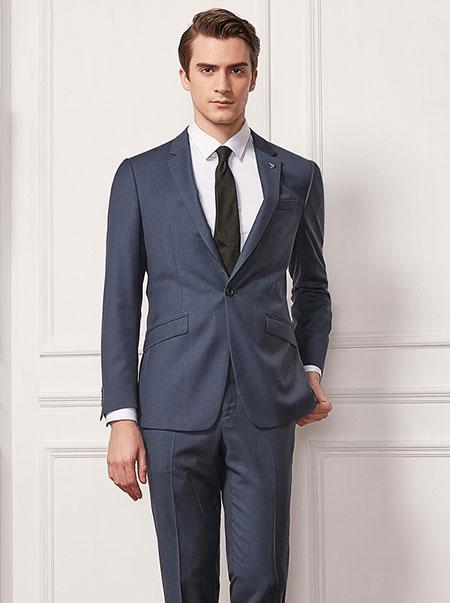 男士商务正装西服和休闲西服的区别