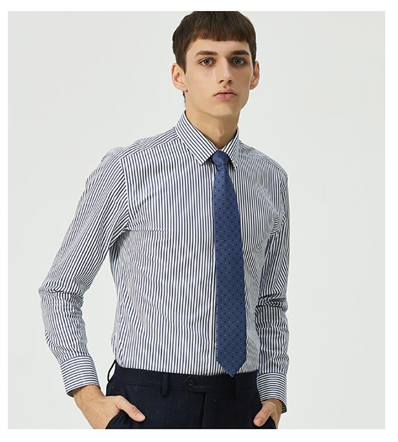 男士衬衫定做款式图片