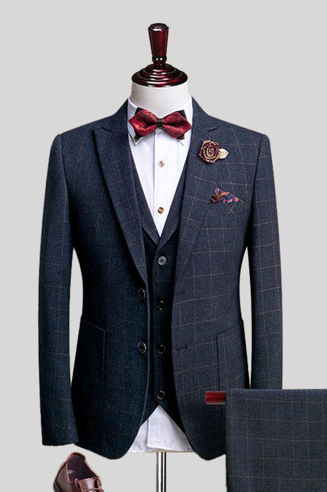 男士西装礼服套装